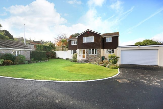 Thumbnail Detached house for sale in Belle Vue Road, Plymouth