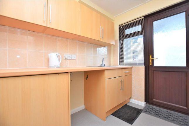 Kitchen of Sea View Terrace, Sennen, Penzance, Cornwall TR19