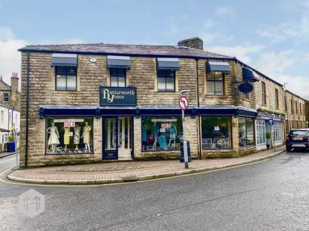 Thumbnail Commercial property for sale in 45-47 Kay Street, Rossendale, Lancashire
