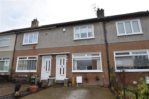 Thumbnail End terrace house for sale in Forth Road, Bearsden
