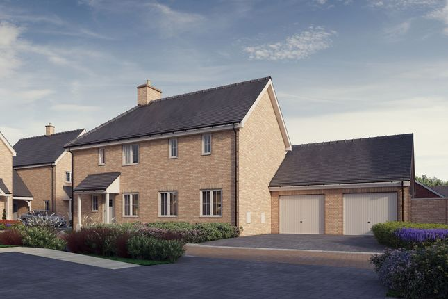 Thumbnail Detached house for sale in Plot 4, 'the Chancellors', Bedford Road, Moggerhanger