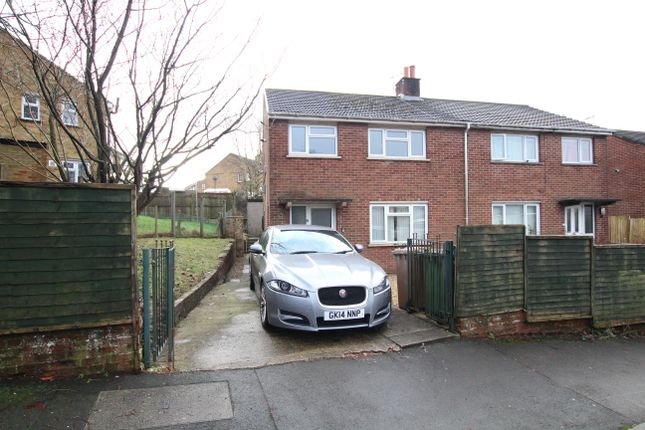 Thumbnail Semi-detached house to rent in Fairview, Blackwood