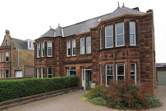 Thumbnail Semi-detached house for sale in Polwarth Terrace, Polwarth/Merchiston, Edinburgh
