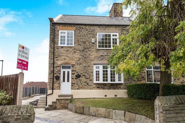 Thumbnail Semi-detached house for sale in Chapel Street, Mosborough, Sheffield