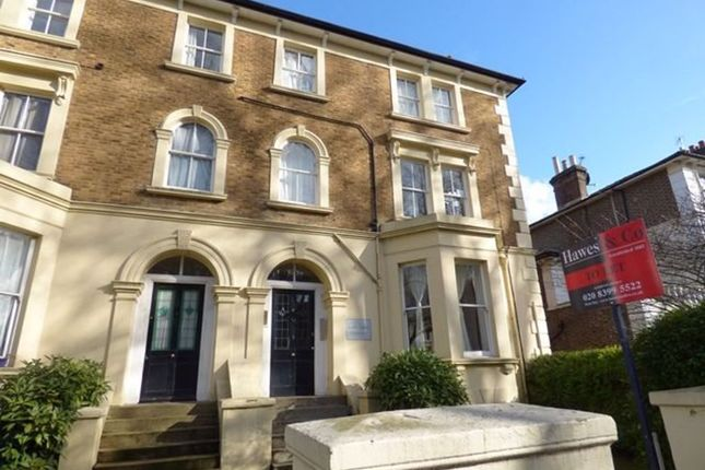 Thumbnail Flat to rent in Grove Crescent, Kingston Upon Thames