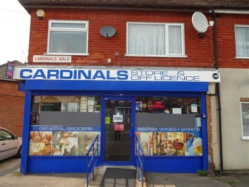 Thumbnail Retail premises for sale in Leicester, Leicestershire