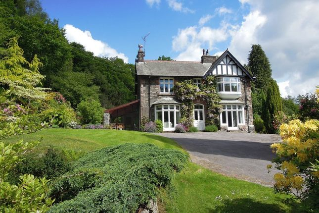 Thumbnail Detached house for sale in Dunelm Croft, Lakeside, Cumbria