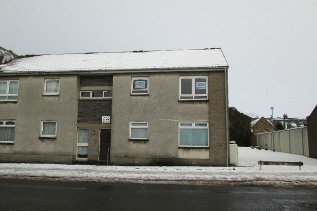 Thumbnail Flat to rent in West Main Street, Darvel, East Ayrshire