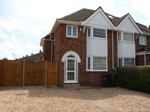 Thumbnail Semi-detached house to rent in Grosvenor Road, Leamington Spa