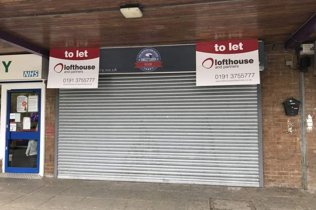 Thumbnail Retail premises to let in Unit 11, Cheveley Park Shopping Centre, Durham