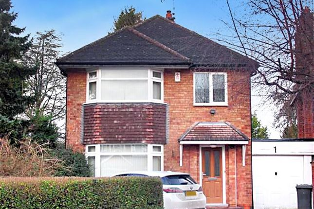 Thumbnail Detached house to rent in Norman Close, Beeston, Nottingham