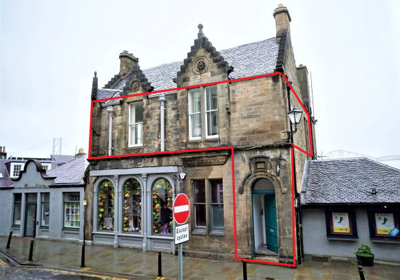 Thumbnail Office for sale in High Street, South Queensferry