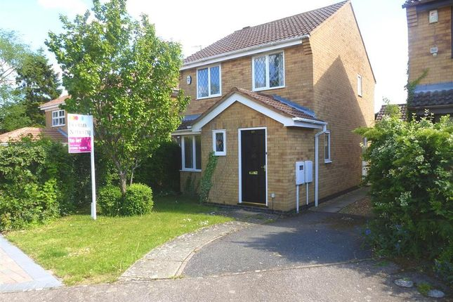 Thumbnail Detached house to rent in Hollow Wood, Olney
