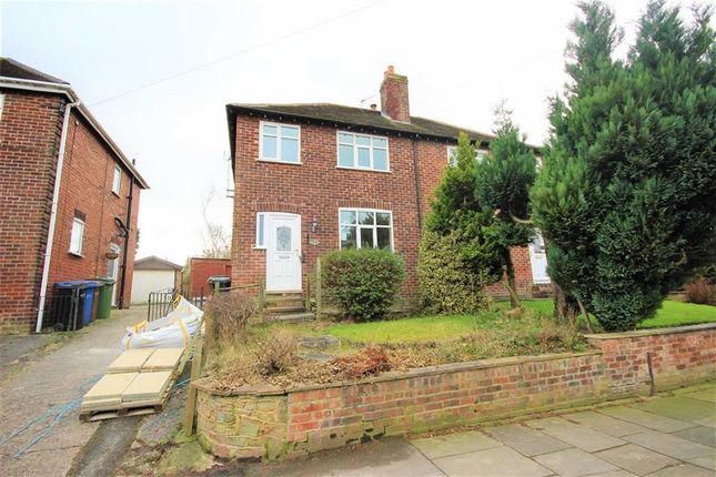 Thumbnail Semi-detached house to rent in Clarendon Road, Stockport, Cheshire