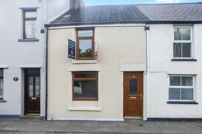 Thumbnail Terraced house for sale in Newbridge Road, Llantrisant, Pontyclun