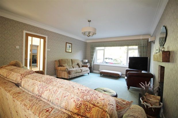 Living Room of St. Helens Road, Ormskirk L39