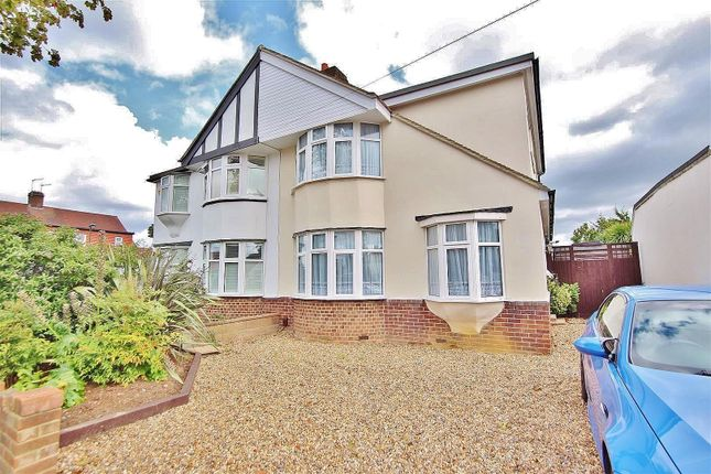 4 bed semi-detached house for sale in Lyndhurst Avenue, Whitton, Twickenham