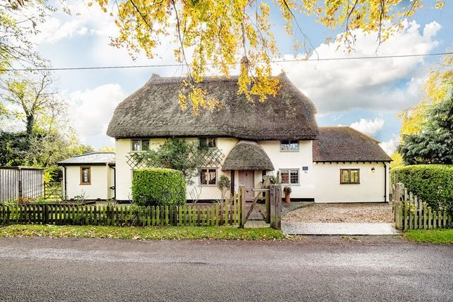Thumbnail Detached house for sale in Wyddial, Nr. Buntingford, Hertfordshire