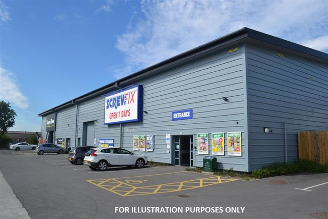 Thumbnail Light industrial to let in The Trade Yard, Hall Park Road, Immingham