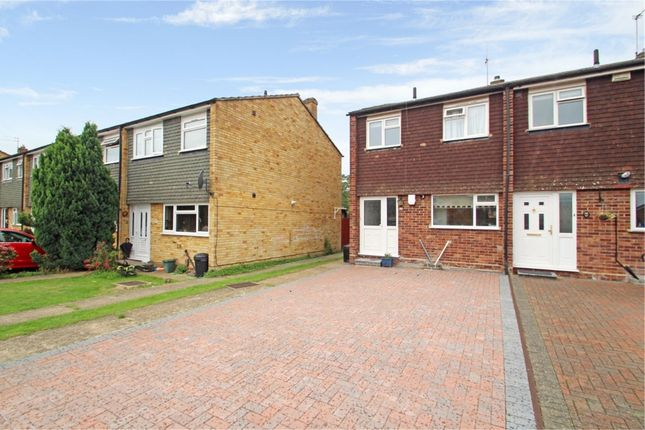 Thumbnail End terrace house to rent in Paget Road, Uxbridge, Greater London