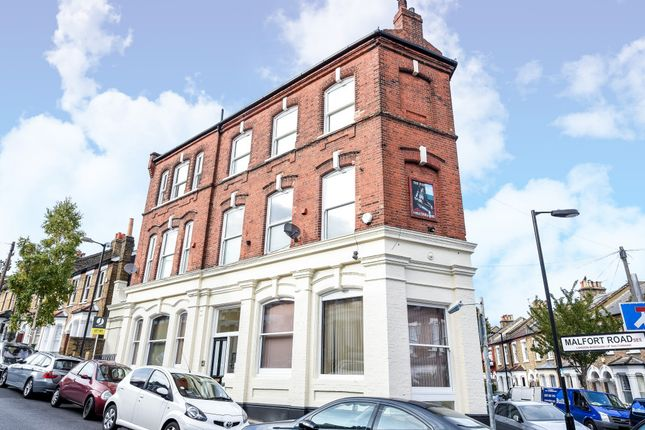 Thumbnail Flat to rent in Malfort Road, London