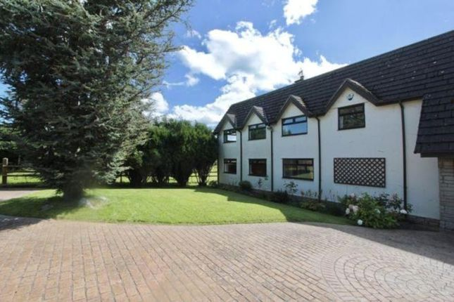 Thumbnail Detached house for sale in Trelawnyd, Rhyl
