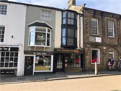 Retail premises to let in 76, High Street, Skipton, North Yorkshire
