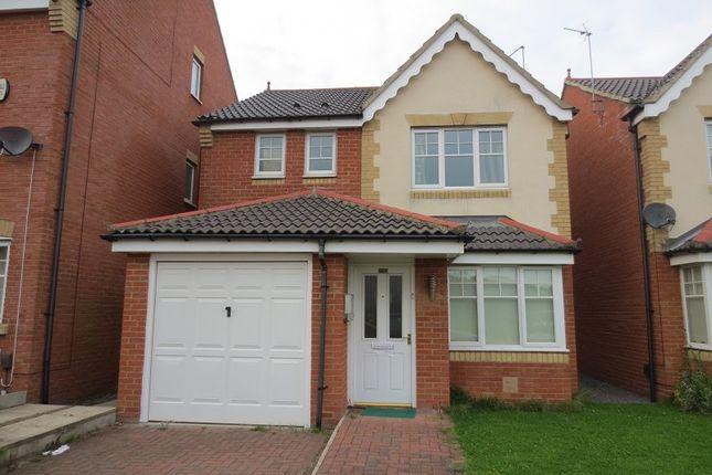 Thumbnail Detached house to rent in Sanderson Villas, Gateshead, Tyne & Wear.