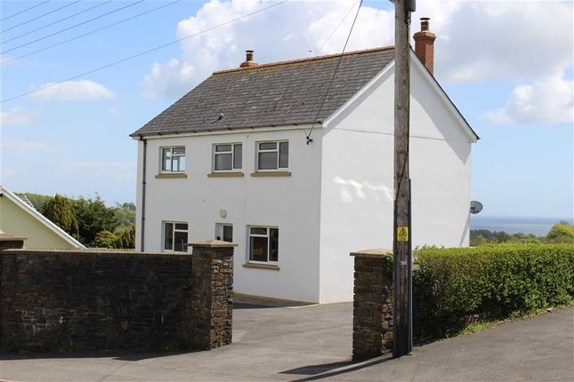 Thumbnail Detached house for sale in Pentlepoir, Saundersfoot