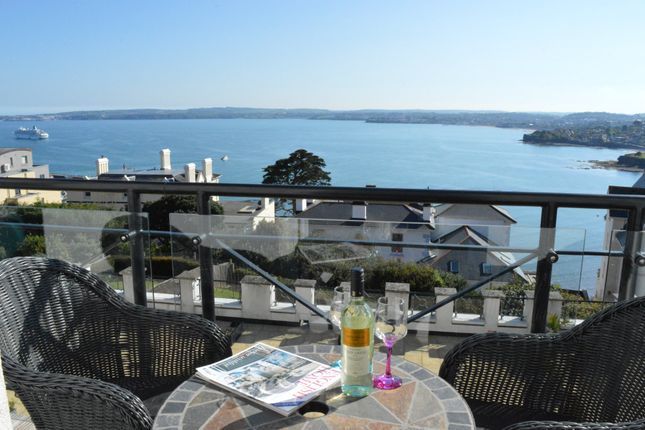Thumbnail Flat for sale in Cary Road, Torquay