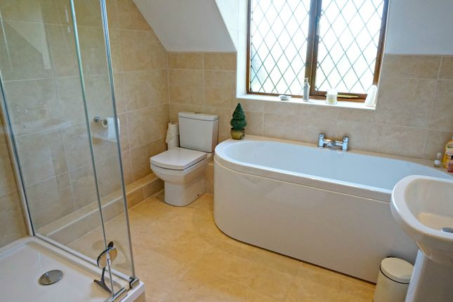 Bathroom of Bickley Lane, Bickley, Malpas SY13