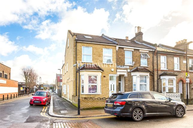 Thumbnail Maisonette for sale in Bruce Castle Road, London