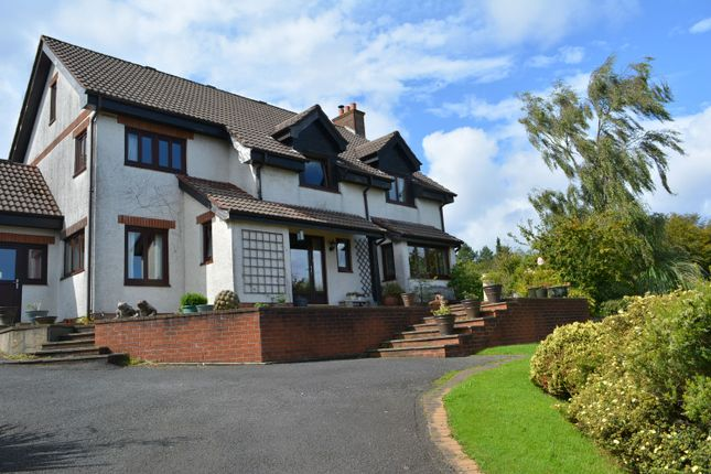 Thumbnail Detached house for sale in Champfleurie, Pier Brae, Whiting Bay, Isle Of Arran