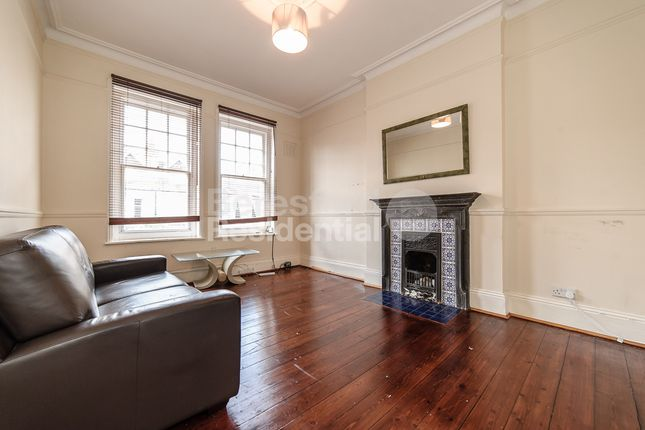 Thumbnail Flat to rent in Hailsham Avenue, London