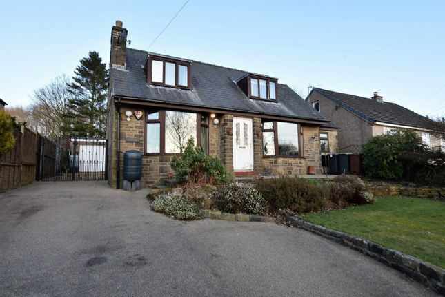 Thumbnail Detached house for sale in Buxton Road, Chinley, High Peak