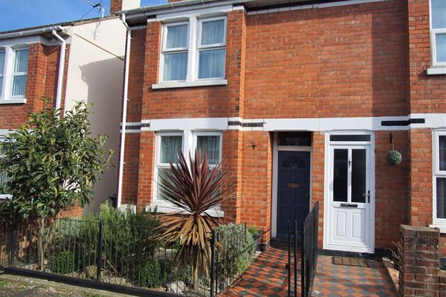 Thumbnail End terrace house for sale in Kitchener Avenue, Gloucester