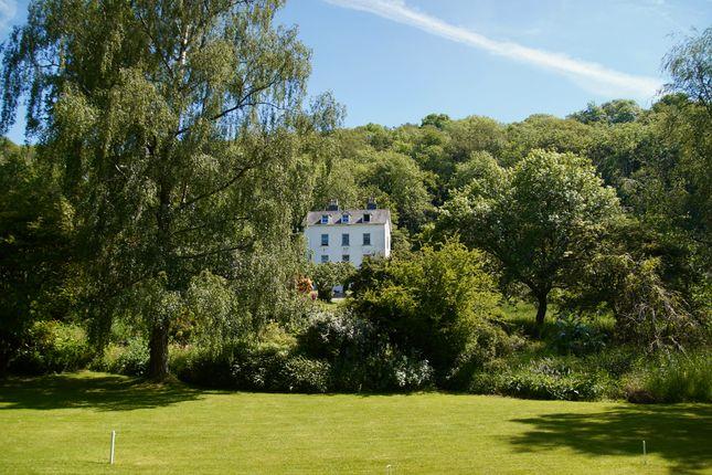 6 bed detached house for sale in Llanilar, Aberystwyth, Ceredigion SY23