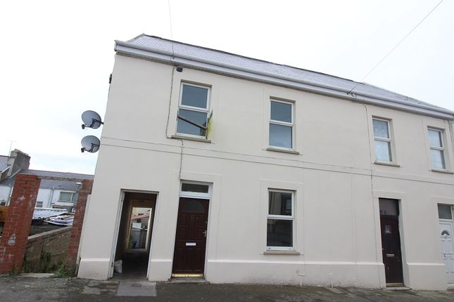 Thumbnail Semi-detached house to rent in 54 Robert Street, Milford Haven, Pembrokeshire.