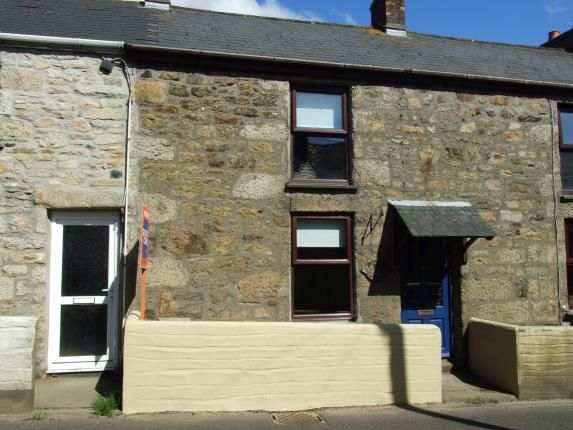 Thumbnail Terraced house for sale in Praze, Camborne, Cornwall