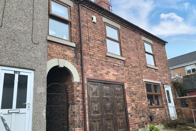 Thumbnail End terrace house for sale in Smeeton Street, Heanor