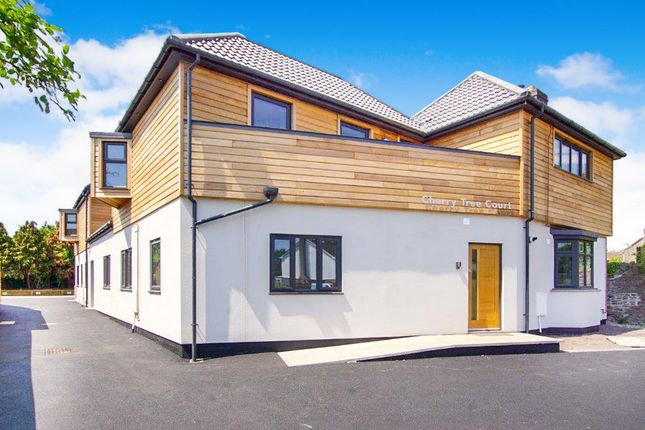 Thumbnail Flat for sale in West Street, Oldland Common, Bristol
