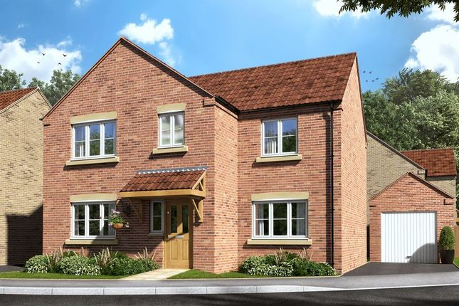 Thumbnail Detached house for sale in Plot 40, Franklin Way, Barrow-Upon-Humber