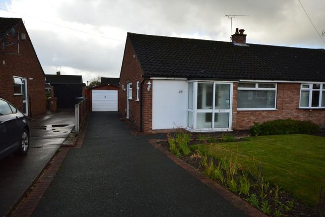 2 bed bungalow to rent in Hind Heath Road, Sandbach CW11