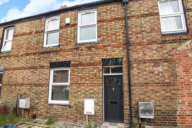 Thumbnail Terraced house to rent in Botley Road, Oxford