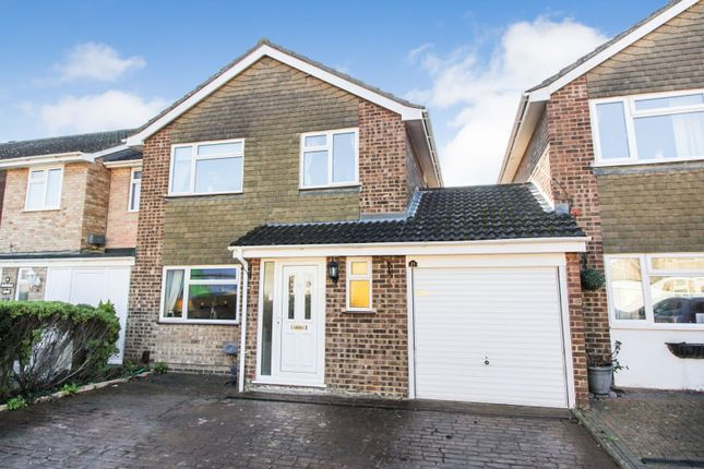 Thumbnail Link-detached house for sale in Medlicott Drive, Abingdon