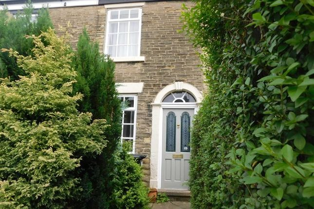 Thumbnail Cottage for sale in Compstall Road, Marple Bridge, Stockport