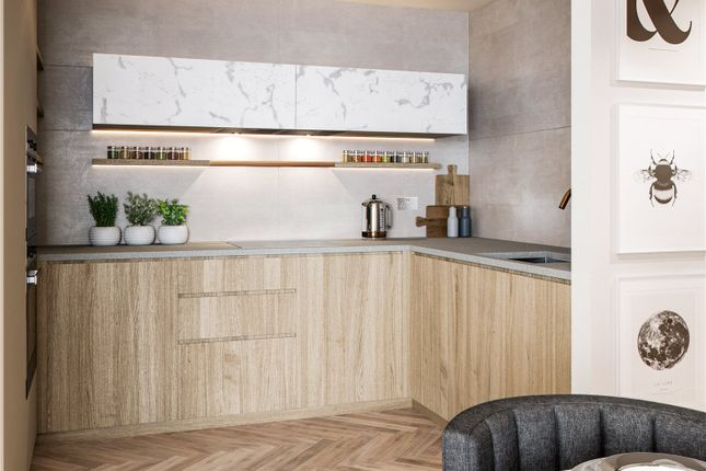 Kitchen of King's Road Park, King's Road, London SW6