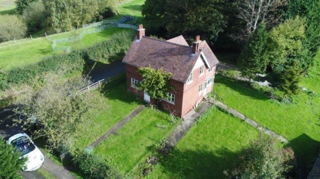Thumbnail Detached house for sale in Hocker Lane, Over Alderley, Cheshire