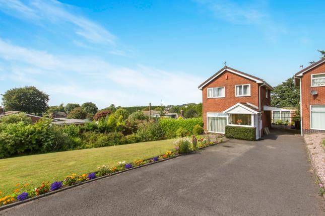 Thumbnail Detached house for sale in Walton Way, Talke, Stoke-On-Trent, Staffordshire