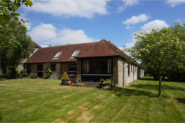 Thumbnail End terrace house for sale in Church Lane, Tangmere